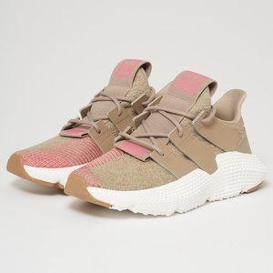 NWT Adidas Prophere Khaki Sneakers